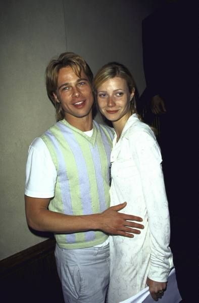gwyneth paltrow naked with brad pitt