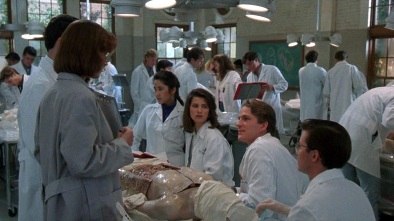 From the Vault: Gross Anatomy (1989) | I Fry Mine In Butter