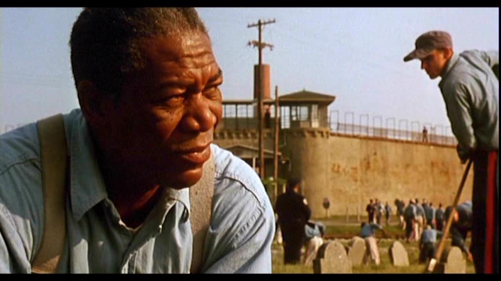 This award rightfully belongs to Mr. Morgan Freeman