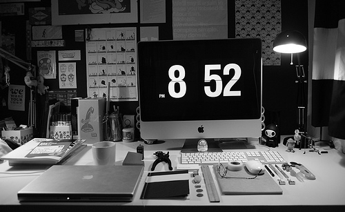 Mac Clock Screensavers
